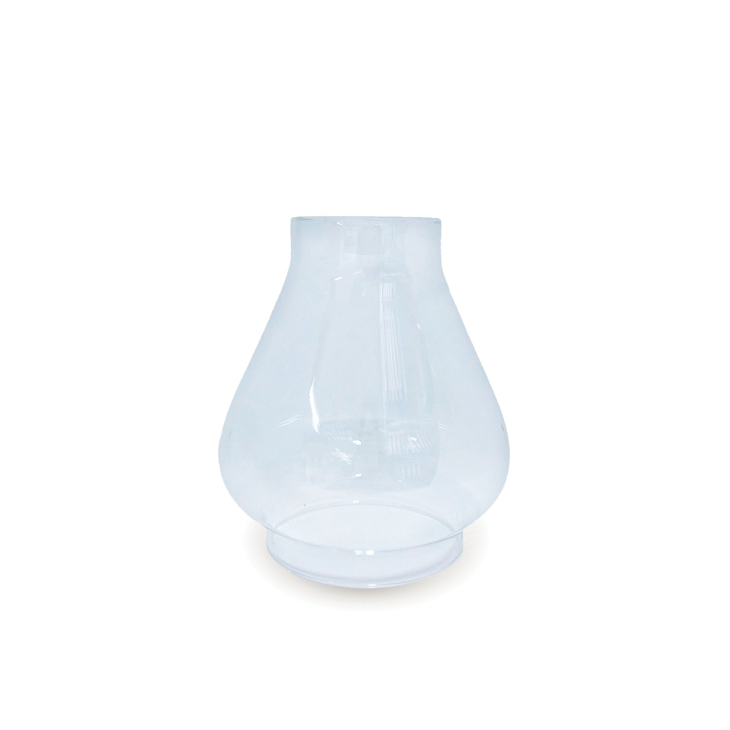 Replacement Glass Shades For Aladdin And Globe Lamps X 6